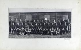 Group Photograph of 1 Platoon, A Company, 13th Parachute Battalion, 1945.