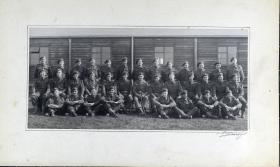 Group Photograph of 3 Platoon, A Company, 13th Parachute Battalion, 1945.