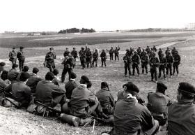 12 Platoon, D Coy, 2 PARA, Ex Ponte Vecchio, 1992.