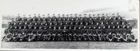 Group Photograph of C Company, 9th Parachute Battalion, 1944