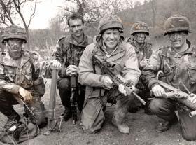 'Combat', winners 2 PARA, 1989.