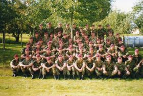 12 Coy SENTA 98 Camp