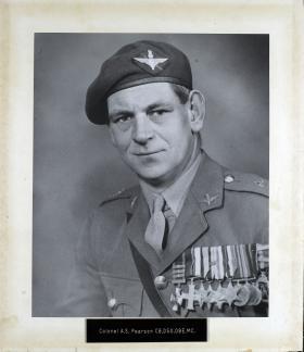 Portrait of Colonel A.S. Pearson
