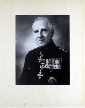 Portrait of Major General Kenneth Darling