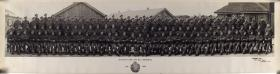 Group Photograph of 286 Field Park Company RE, October 1943