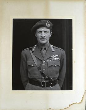 Portrait of Lt-General Browning