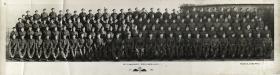 Group Photograph of 225 Parachute Field Ambulance, January 1944