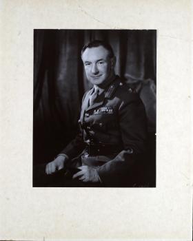 Portrait of General Sir Mervyn Butler