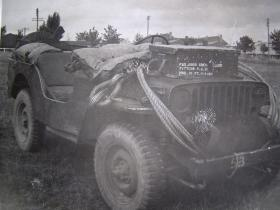 An Airborne Recovery Jeep, c.1944
