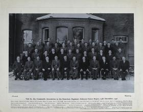 Visit by the Commando Association to the Airborne Forces Depot, 1950