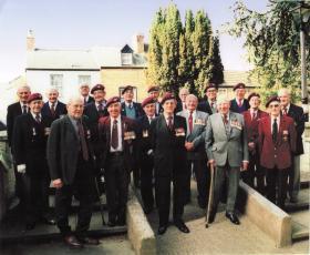156 Battalion reunion