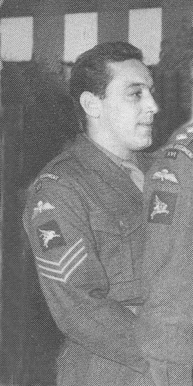 Sgt Brian Elliot Newport Drill Hall, Lincoln, 1964