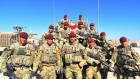 1 Troop, 9 Para Sqn RE, PB Nahidullah