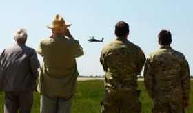 Apache squadron celebrates 70 years, 10 June 2013.