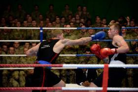 3 PARA Boxing, 11 February 2015.