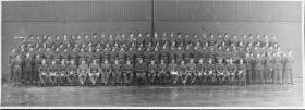 Group Photograph of Parachute Training Course 279