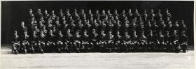 Group Photograph of Parachute Training Course 272