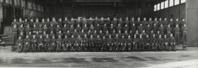 Group Photograph of Parachute Training Course 278