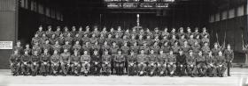 Group Photograph of Parachute Training Course 275