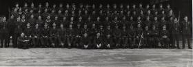 Group Photograph of Parachute Training Course 277