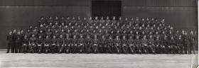 Group Photograph of Parachute Training Course 266