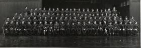 Group Photograph of Parachute Training Course 281