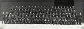 Group Photograph of Parachute Training Course 285