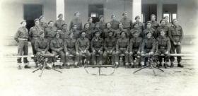 1st Parachute Battalion. Italy, 1943.