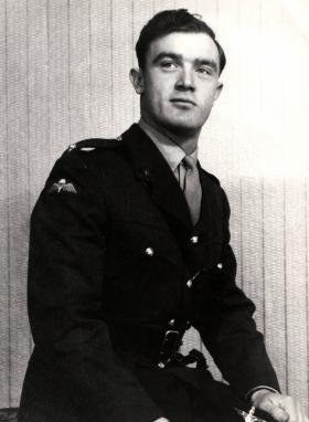 Lt Christopher Johnson, 1964.