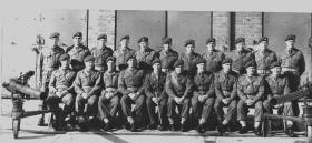 Anti Tank Platoon 1 PARA Albuhera Barracks Aldershot circa 1960/61