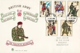 1st Day Cover 1983