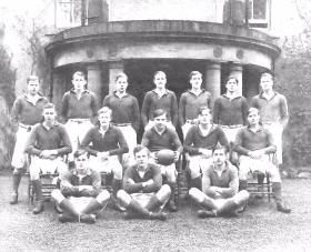 Loretto School 1st XV, 1935.