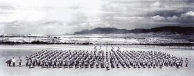 2 Para parade at Nicosia, Cyprus, July 1959