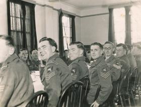 2 PARA Sergeants' Mess