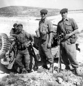 2 PARA, Cyprus. Date unknown.