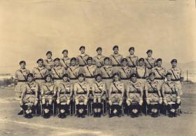 Officers of 2 PARA Cyprus c 1959