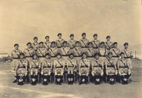 Officers of 2 PARA Cyprus c 1959