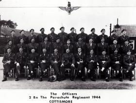Officers of 2 Para. 1944.