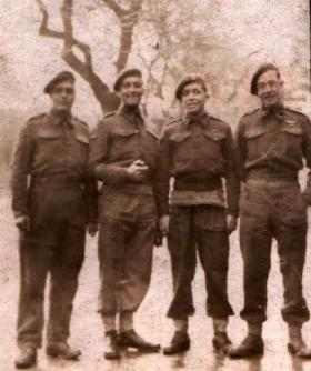 2 SAS, Belgium, 1944.