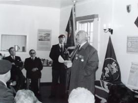 John Timothy in 1985