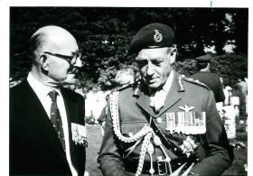 General Sir Frank King. Pegasus, January 1979.