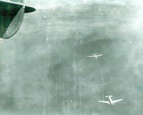 Towing aircraft and gliders over French territory.