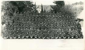 HQ 3rd Parachute Brigade, Nazareth, Palestine.