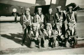 No 3 Parachute Training School PTS, c. 1946.