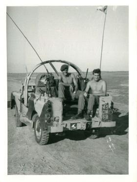 1 PARA Reconnaissance Platoon, Aden, 1967
