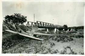 Thuronitis Bridge, Crete, 1941.