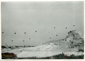 German airborne forces.