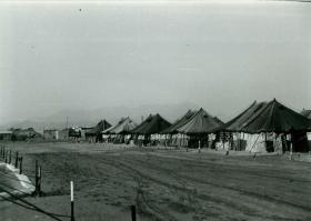 Tented Camp, Aden, 1967