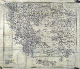 Map Silk of Greece (1)