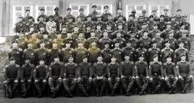 NCOs Tactical Wing School of Infantry Brecon Wales, date unknown.